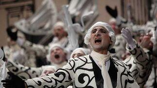 Coro Allegro molto vivace  Foto: Jesus Marin