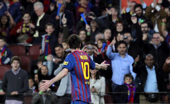 El Barcelona vence con claridad al Athletic de Bilbao en el Camp Nou (2-0). / Reuters