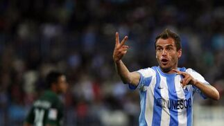 El Betis vence al Málaga en La Rosaleda (0-2). / Reuters