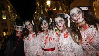 Carnavales del miedo  Foto: Javier Albiñana