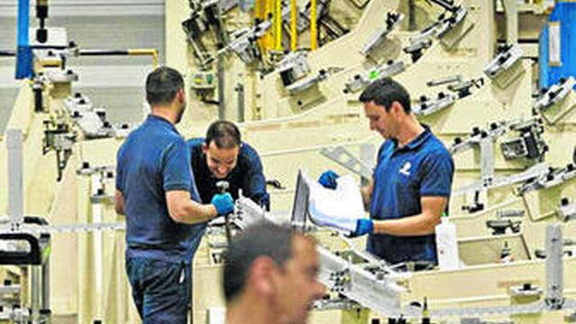 Airbus contratar a 400 personas para sus tres f bricas en for Gimnasio 360 puerto real