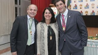 Representantes políticos de San Roque y Jimena.   Foto: Erasmo Fenoy