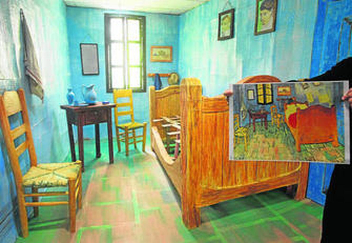 El Homenaje De La Escuela De Arte De C Diz A Van Gogh Abre Hoy Sus  # Muebles Miguel Angel Cadiz