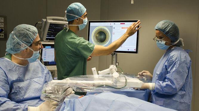 T cnica pionera para cirug a de cataratas y vista cansada en el hospital puerta del sur - Hospital puerta del sur telefono gratuito ...