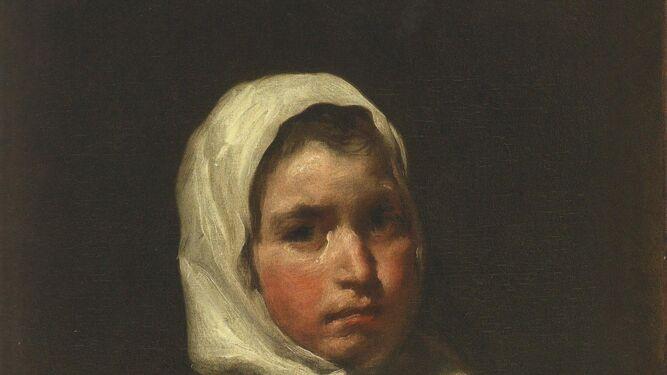 'Retrato de un hombre', adjudicado hasta ahora al taller de Velázquez.