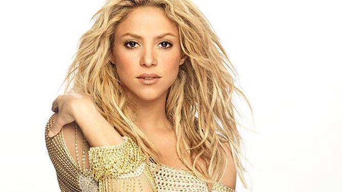 Shakira lo da todo en sus conciertos.