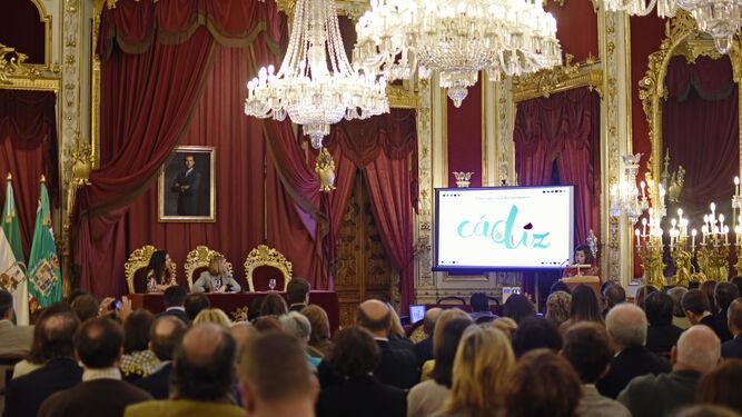 El Salón Regio de Diputación acogió la presentación del Plan de Acción 2017 del Patronato de Turismo.