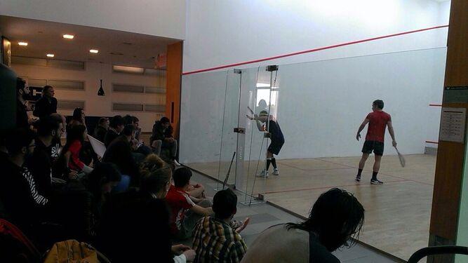 Numeroso público siguió tanto las rondas previas como la fase final.