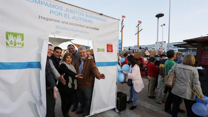 Jerez se suma a los actos por el Día del Autismo