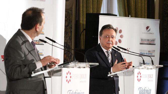 Juan Jesús Vivas, presidente de la Ciudad de Ceuta, responde a José Antonio Carrizosa, director de 'Diario de Sevilla'.