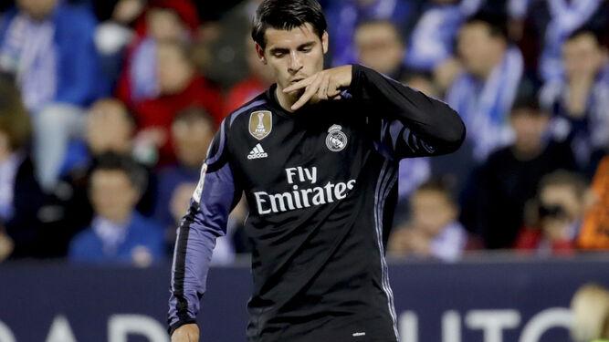 El Leganés-Real Madrid, en imágenes
