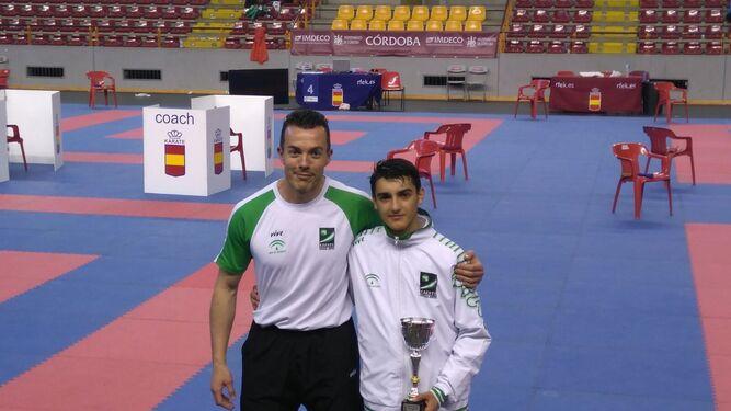 El jerezano Pozo se proclama subcampeón juvenil nacional