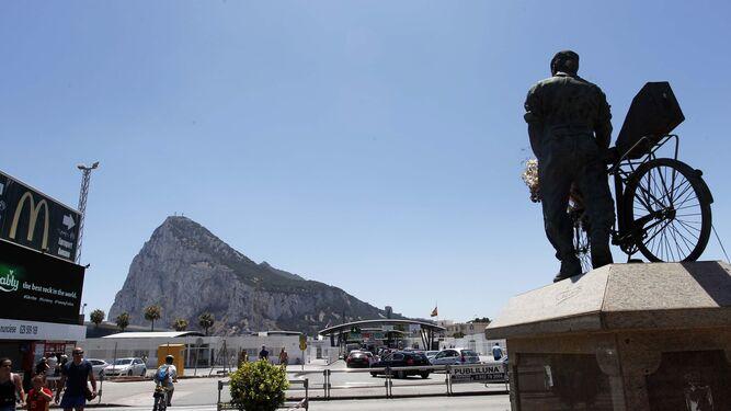 Imagen de Gibraltar.