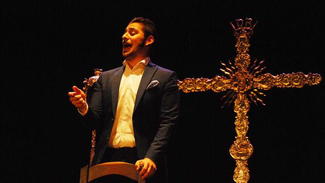 Manuel de Cantarote logró el premio a la Mejor Saeta joven.