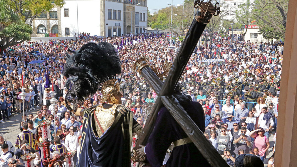 La Candelaria./Foto: Manuel Aranda