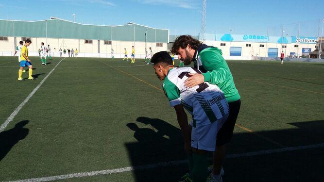 """""""Me llena más este ascenso como entrenador que los demás como jugador"""""""