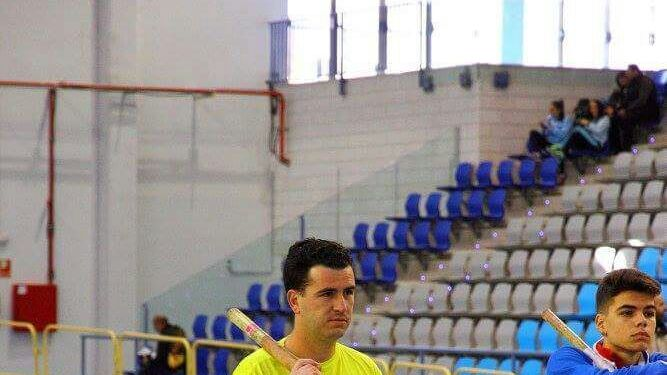 Deportistas de La Barcaa pleno rendimiento