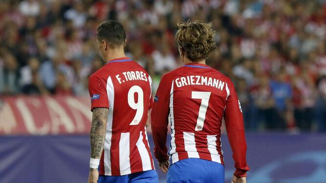 Torres y Griezmann.