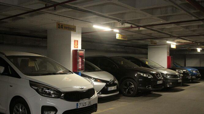 La empresa tiene 30 plazas de aparcamiento en su nueva sucursal hispalense.