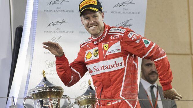 Las imágenes del GP de Baréin de Fórmula 1