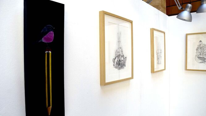 La Sala Paúl acoge hasta el 28 de abril la exposición 'PsicoNatura'