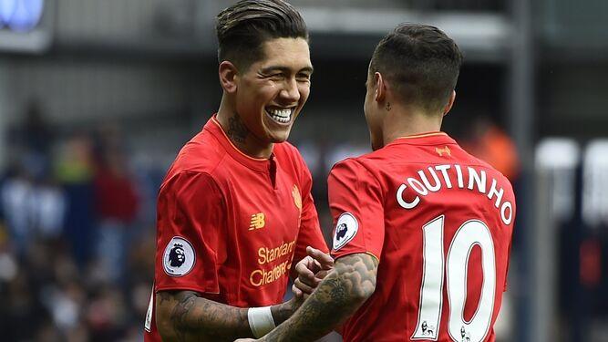 El Liverpool tiene motivos para sonreírCarolina Marín se abona a las derrotasMarc brilla en la victoria de su hermano