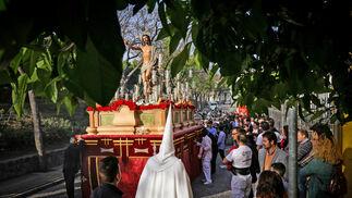 La cofradía cumplió su vigésimo séptima salida procesional