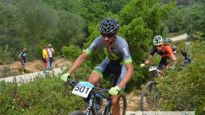 Antonio Jesús Benítez, quinto clasificado en categoría Elite.