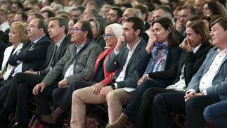 Homenaje póstumo a Carme Chacón, en imágenes