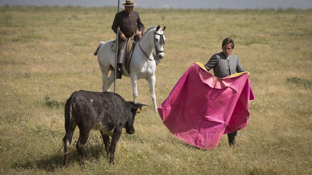 La celebración del 175 aniversario de la ganadería Miura, en imágenes