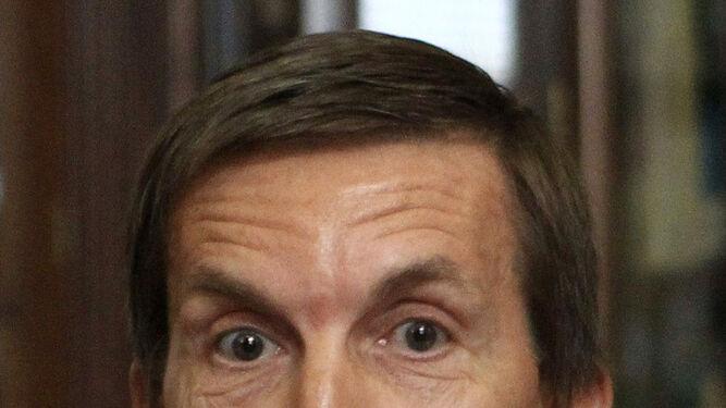 Manuel Moix, jefe de la fiscalía antocorrupción.
