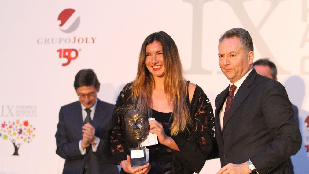 Paula Ruiz.