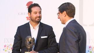 Entrega de los IX Premios Andaluces del Futuro
