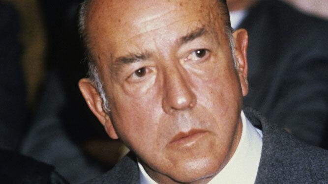 José Utrera Molina, en una imagen de archivo.