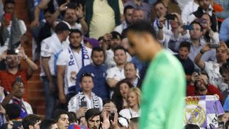 Las imágenes del Real Madrid-Barcelona.