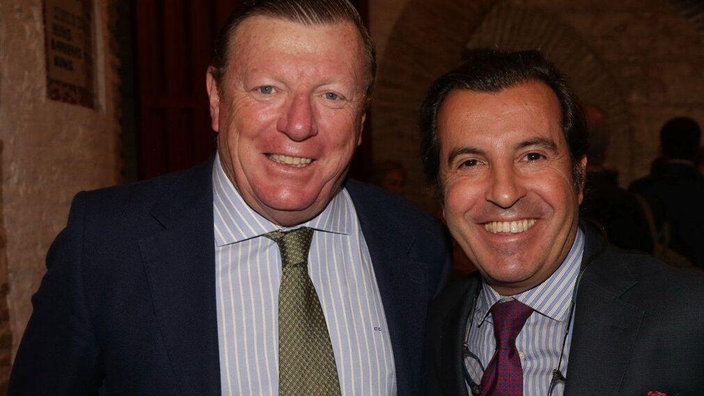 César Cadaval y Manuel Vázquez Gago.