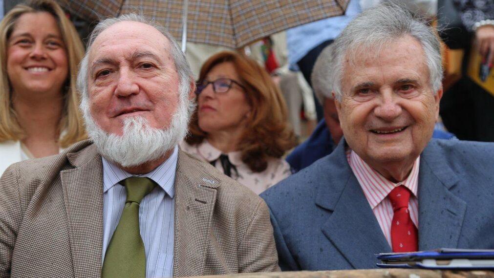 Juan Bautista Alcañiz y Rafael Carrión.