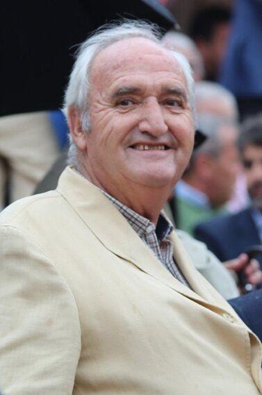 El rejoneador Javier Buendía.