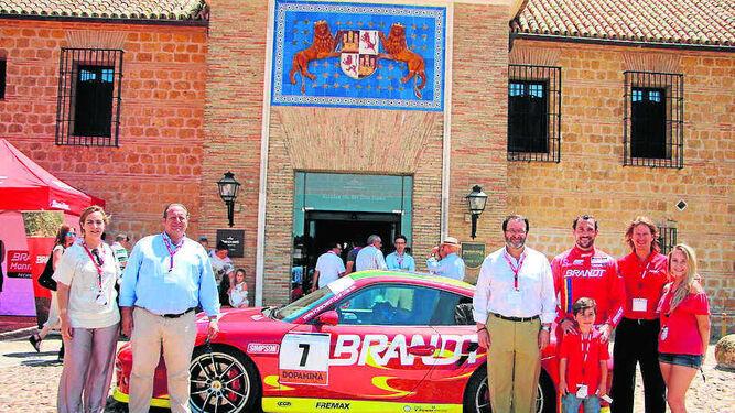 Rafael Escobar, nuevo técnico del ArcosUn Porsche de Le Mans en CarmonaDe la tierra batida a la hierba, un mundo
