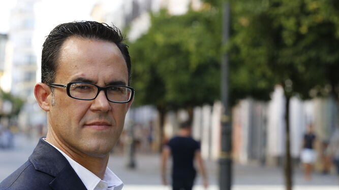 Dionisio Díaz, actual presidente del consejo de la Unión de Hermandades.