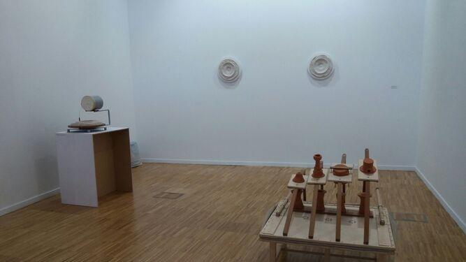 Una imagen del proyecto 'Alegría y Piñero', obra de Alegría Castillo y el chiclanero José A. Sánchez Piñero.