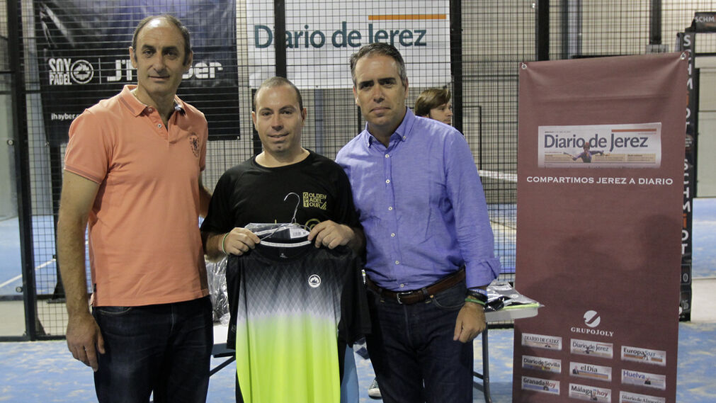 Braza y Velástegui, campeones consolación Categoría B