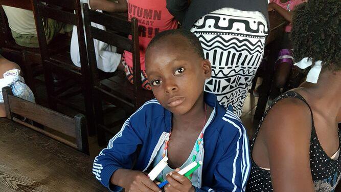 Siloé, catorce años exportando ayuda jerezana a África