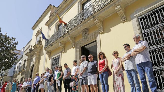 Jerez condena la barbarie yihadista