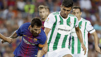 Las imágenes del Barcelona-Betis