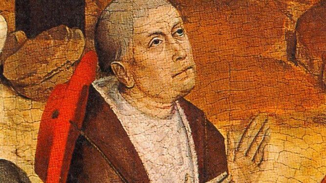 Nicolás de Cusa.