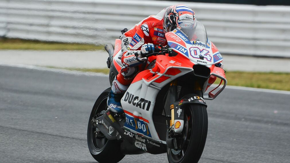 Las imágenes del GP de San Marino de Motociclismo