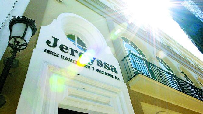 Imagen de archivo de la entidad recaudatoria municipal, anteriormente llamada Jereyssa.