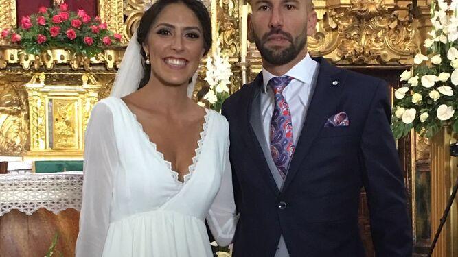Cierra el círculo desde el bronce de 2001Carrera de coches y de marcas Quirós ya está casado con Natalia