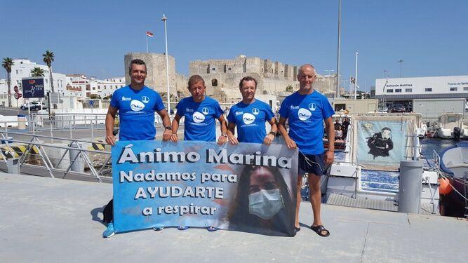 Un partido de mentira para desconectarBrazadas de solidaridad en el EstrechoEl Gran Canaria, con paso (o vuelo) firme